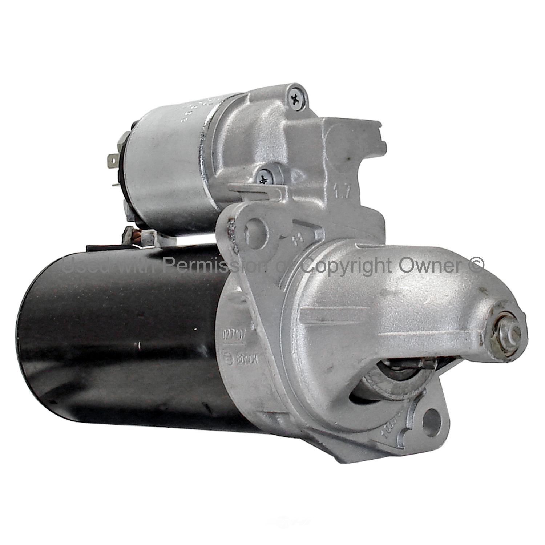 QUALITY-BUILT - Reman Starter Motor - MPA 17705