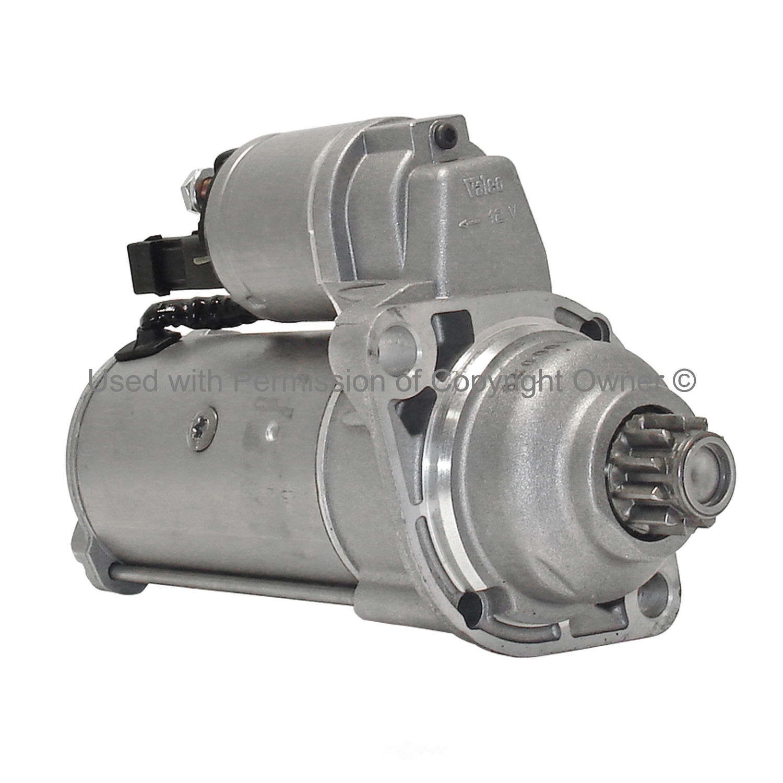 QUALITY-BUILT - Reman Starter Motor - MPA 17724