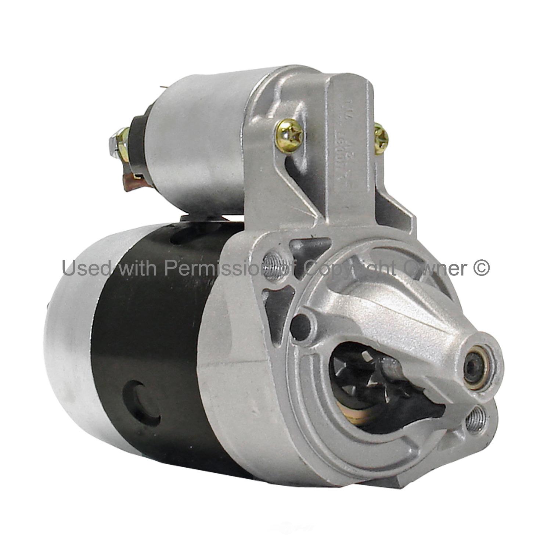 QUALITY-BUILT - Reman Starter Motor - MPA 17732