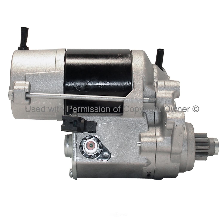 QUALITY-BUILT - New Starter Motor - MPA 17748N