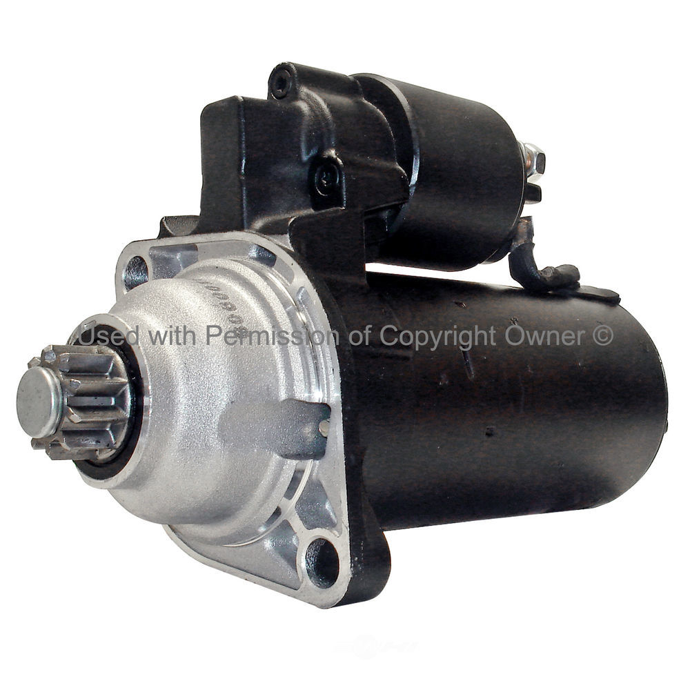 QUALITY-BUILT - Reman Starter Motor - MPA 17755