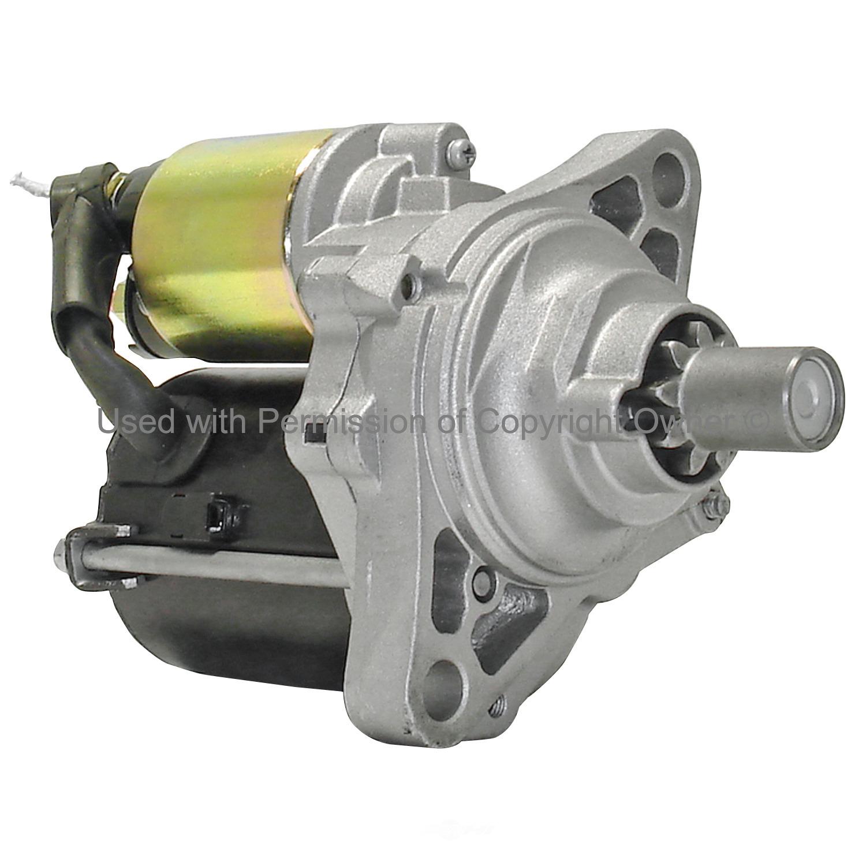 QUALITY-BUILT - Reman Starter Motor - MPA 17771