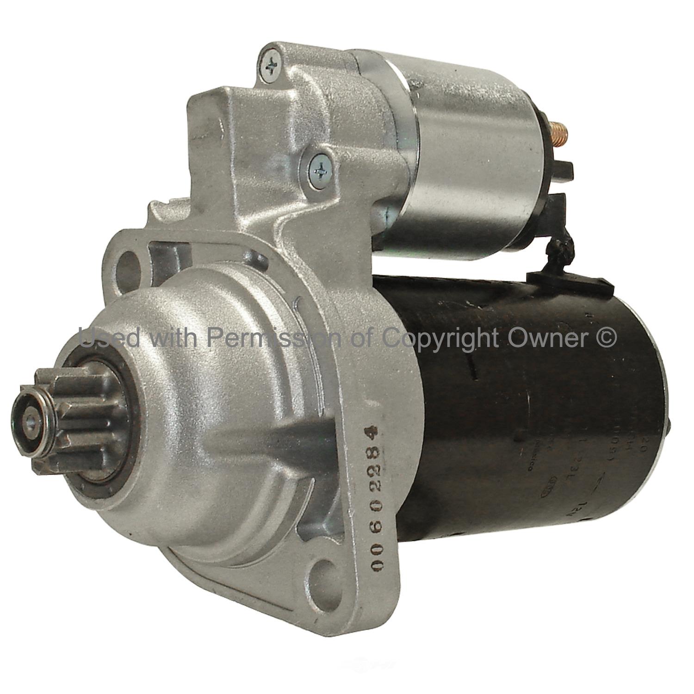 QUALITY-BUILT - Reman Starter Motor - MPA 17780