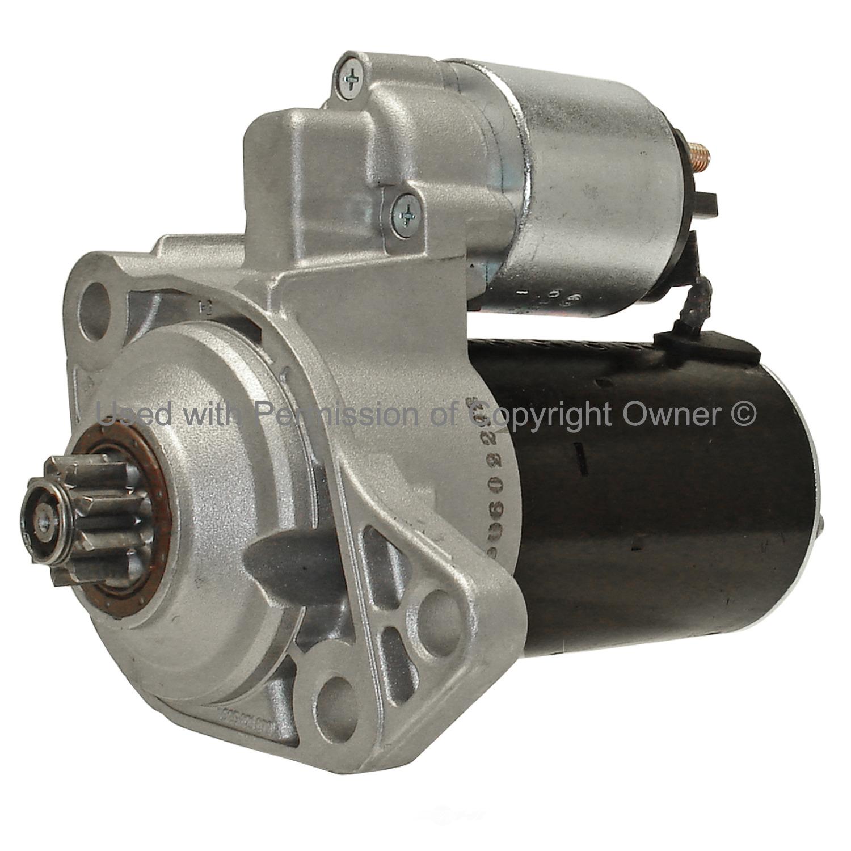 QUALITY-BUILT - Reman Starter Motor - MPA 17781