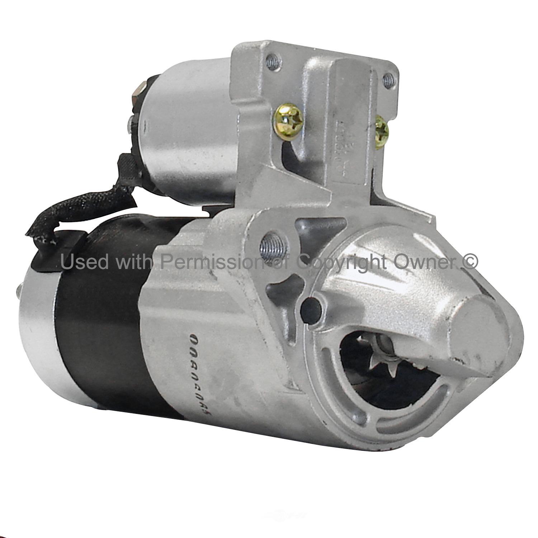 QUALITY-BUILT - Reman Starter Motor - MPA 17783