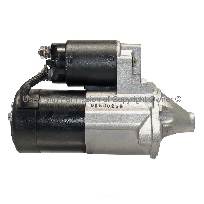 QUALITY-BUILT - Reman Starter Motor - MPA 17797