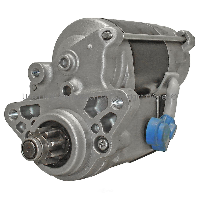 QUALITY-BUILT - Reman Starter Motor - MPA 17824