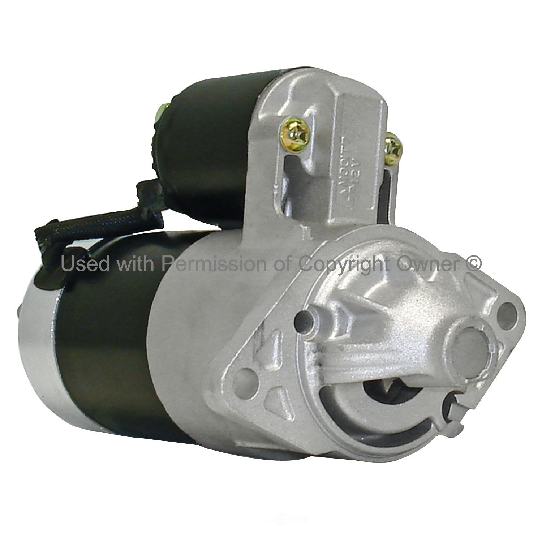 QUALITY-BUILT - Reman Starter Motor - MPA 17836