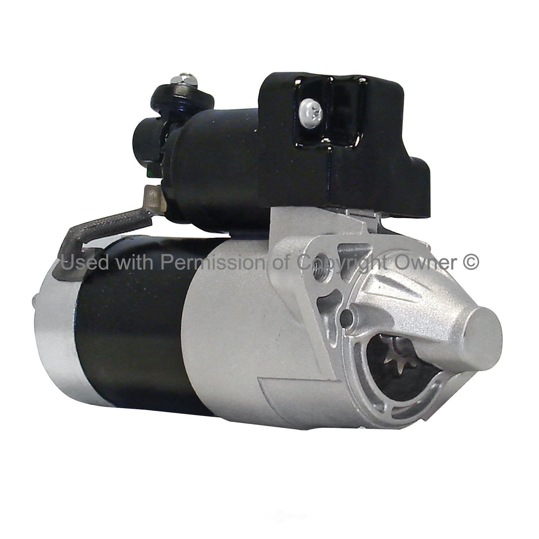 QUALITY-BUILT - Reman Starter Motor - MPA 17838