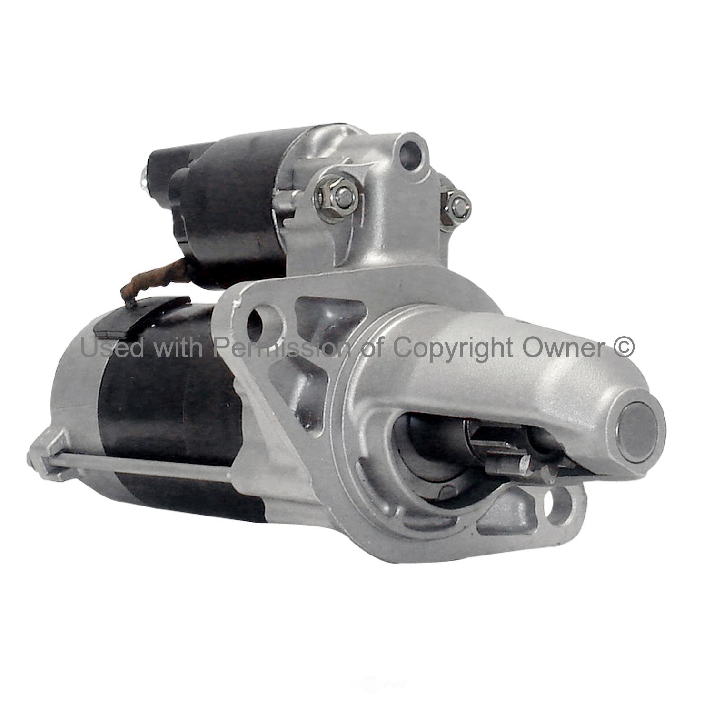QUALITY-BUILT - Reman Starter Motor - MPA 17850