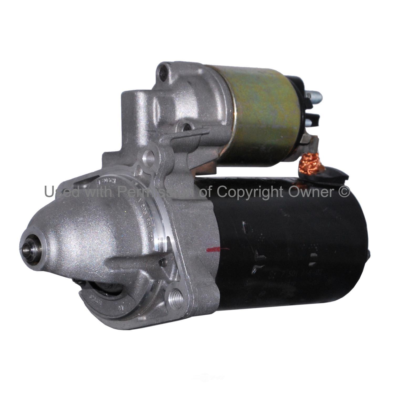 QUALITY-BUILT - Reman Starter Motor - MPA 17853