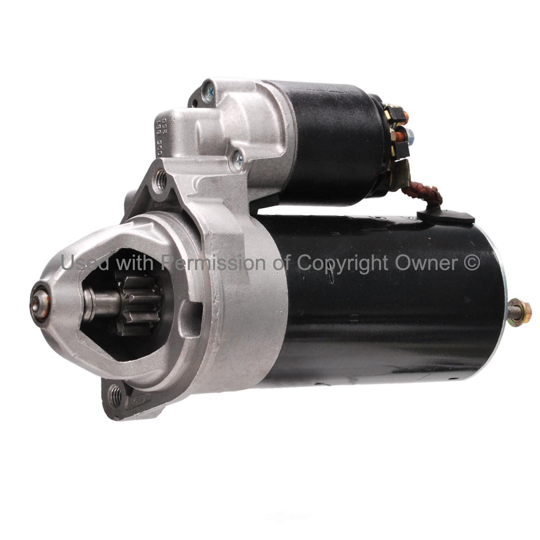 QUALITY-BUILT - Reman Starter Motor - MPA 17856