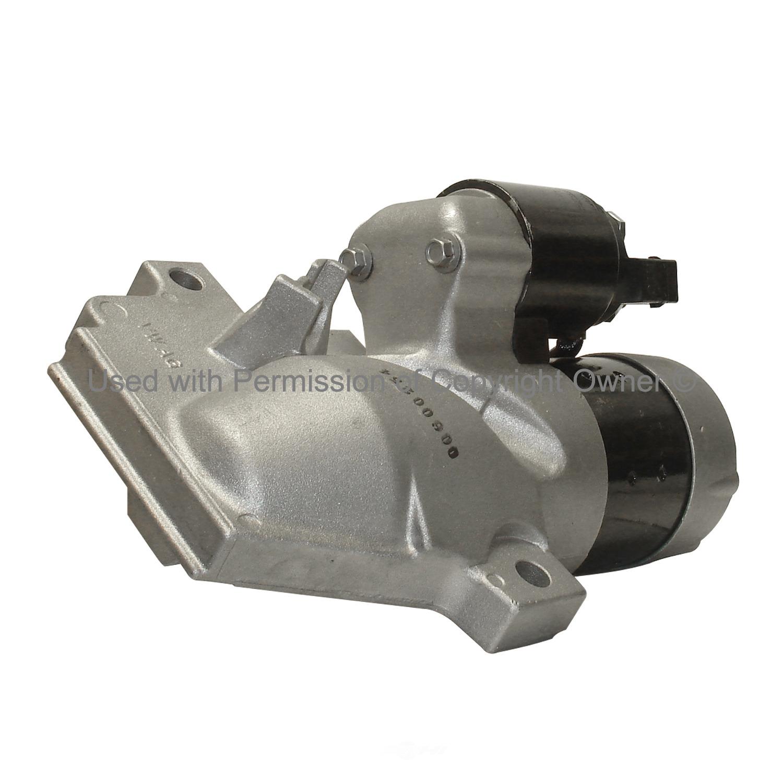 QUALITY-BUILT - Reman Starter Motor - MPA 17865