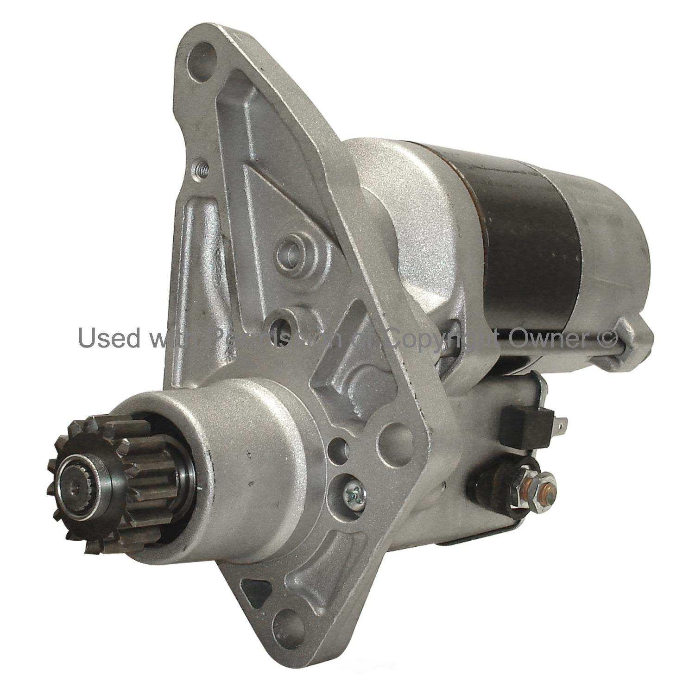QUALITY-BUILT - Reman Starter Motor - MPA 17890