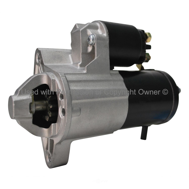 QUALITY-BUILT - Reman Starter Motor - MPA 17948