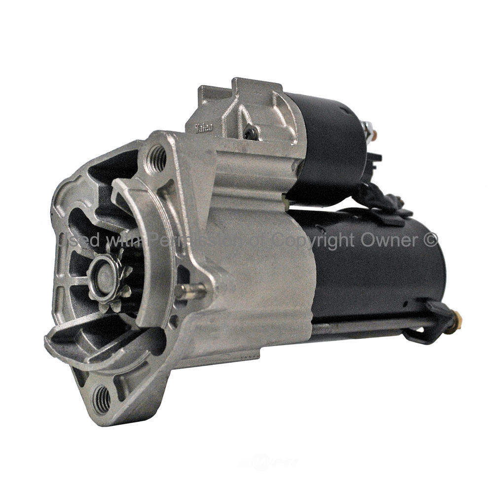 QUALITY-BUILT - Reman Starter Motor - MPA 17978
