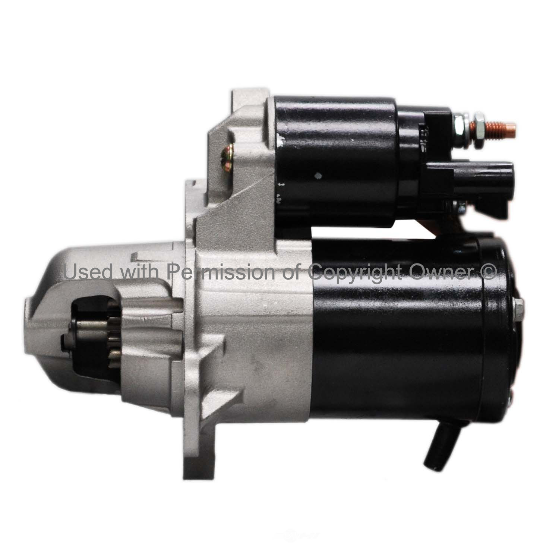 QUALITY-BUILT - Reman Starter Motor - MPA 17997