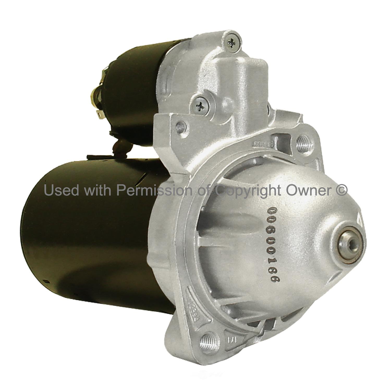 QUALITY-BUILT - Reman Starter Motor - MPA 18360