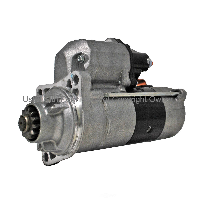 QUALITY-BUILT - Reman Starter Motor - MPA 19029