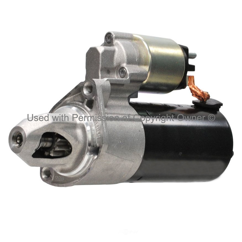 QUALITY-BUILT - Reman Starter Motor - MPA 19035