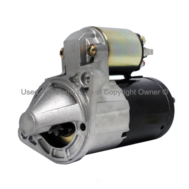 QUALITY-BUILT - Reman Starter Motor - MPA 19056