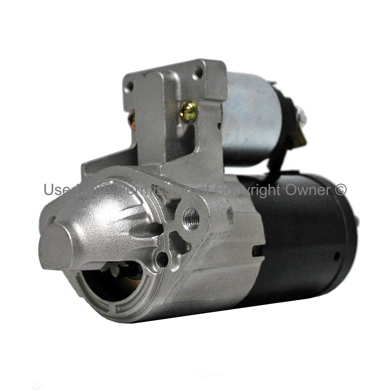 QUALITY-BUILT - Reman Starter Motor - MPA 19057