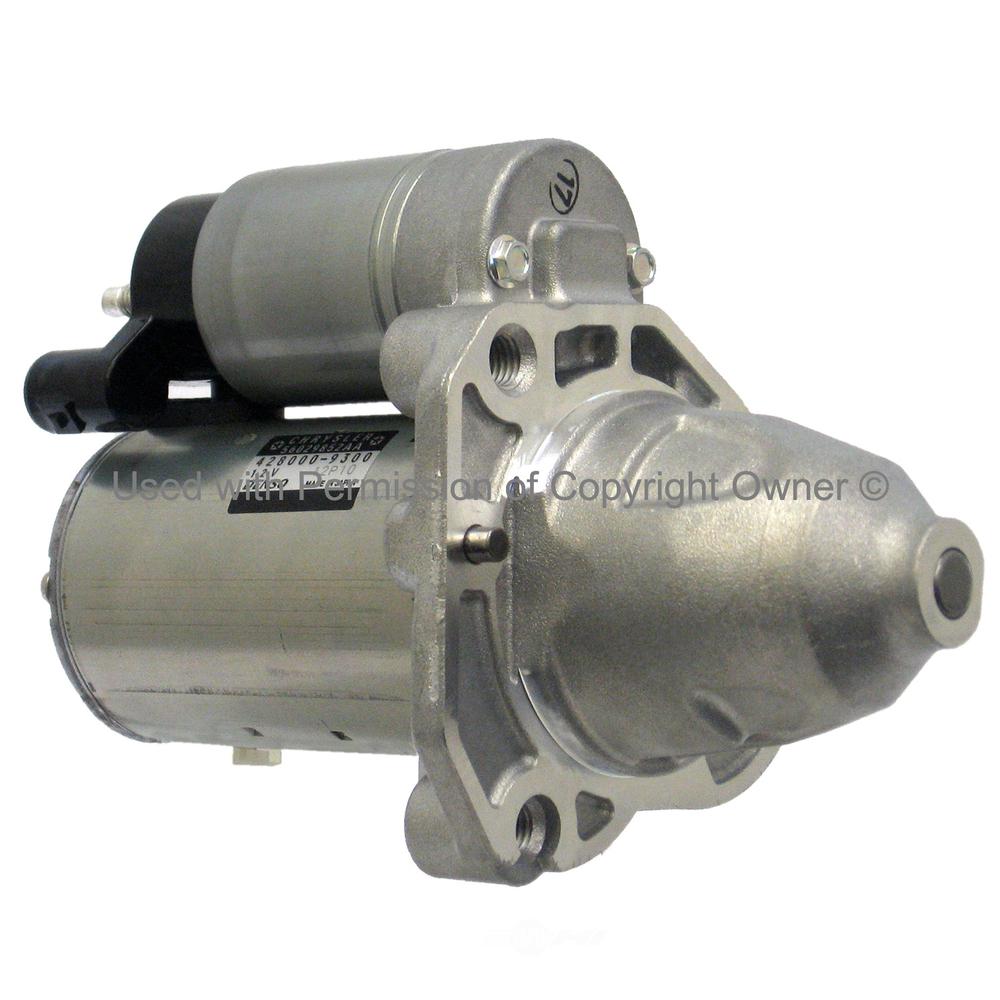 QUALITY-BUILT - Reman Starter Motor - MPA 19202
