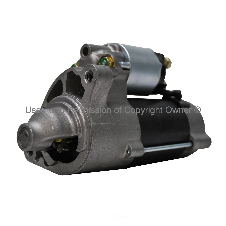 QUALITY-BUILT - Reman Starter Motor - MPA 19402
