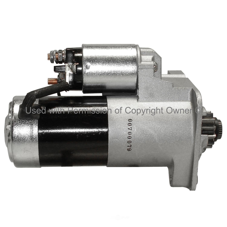 QUALITY-BUILT - Reman Starter Motor - MPA 19411