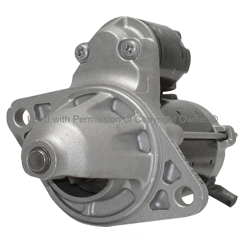 QUALITY-BUILT - Reman Starter Motor - MPA 19415