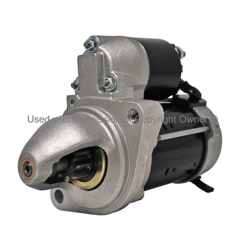 QUALITY-BUILT - Reman Starter Motor - MPA 19431
