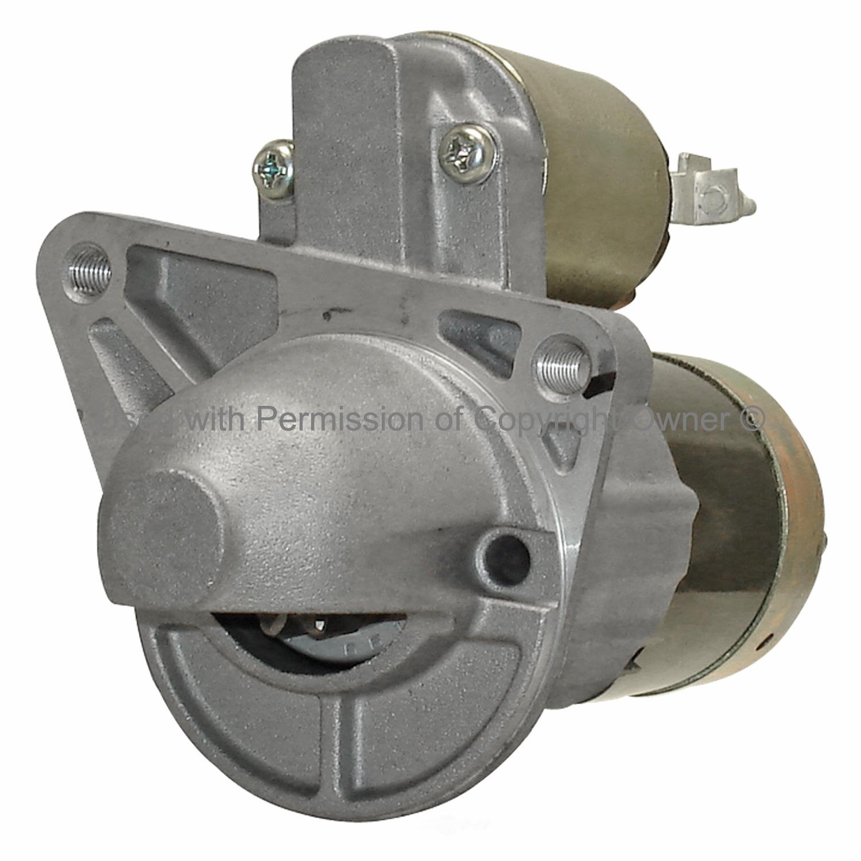 QUALITY-BUILT - Reman Starter Motor - MPA 19434