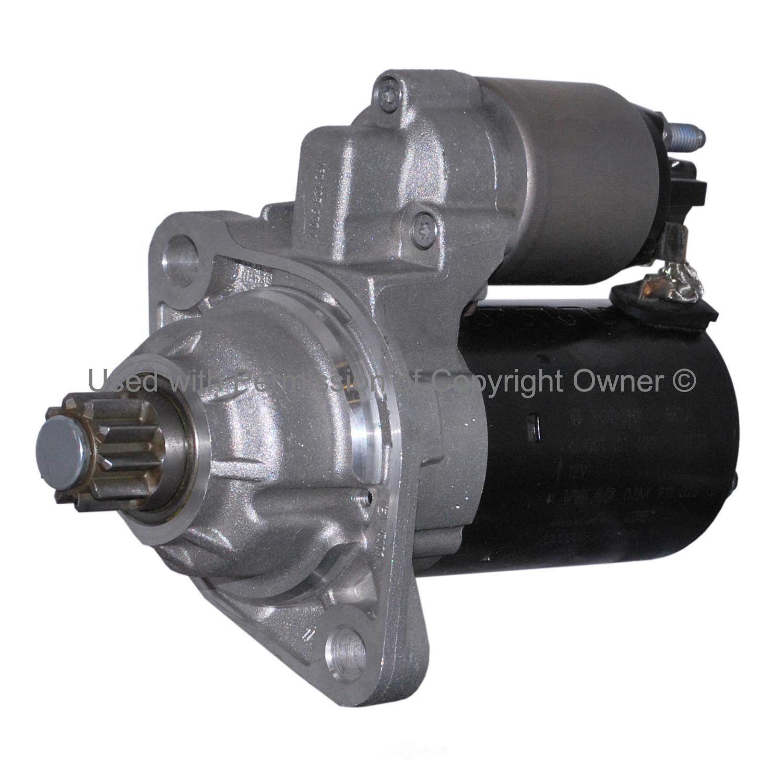 QUALITY-BUILT - Reman Starter Motor - MPA 19446