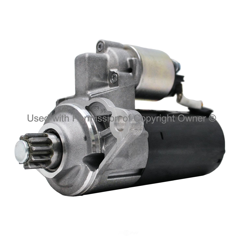 QUALITY-BUILT - Reman Starter Motor - MPA 19447