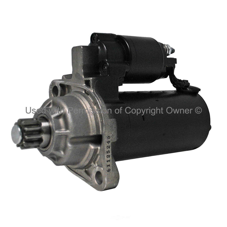 QUALITY-BUILT - Reman Starter Motor - MPA 19448