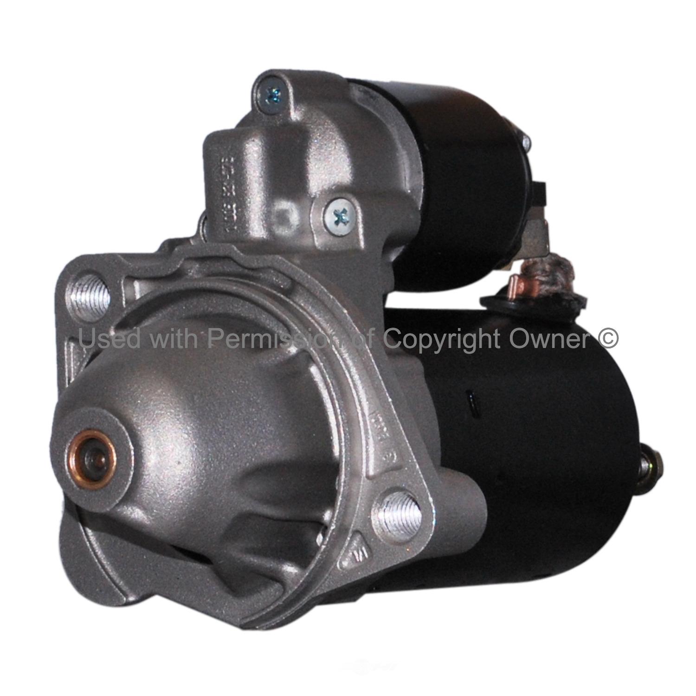 QUALITY-BUILT - Reman Starter Motor - MPA 19451