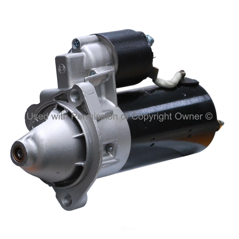 QUALITY-BUILT - Reman Starter Motor - MPA 19467