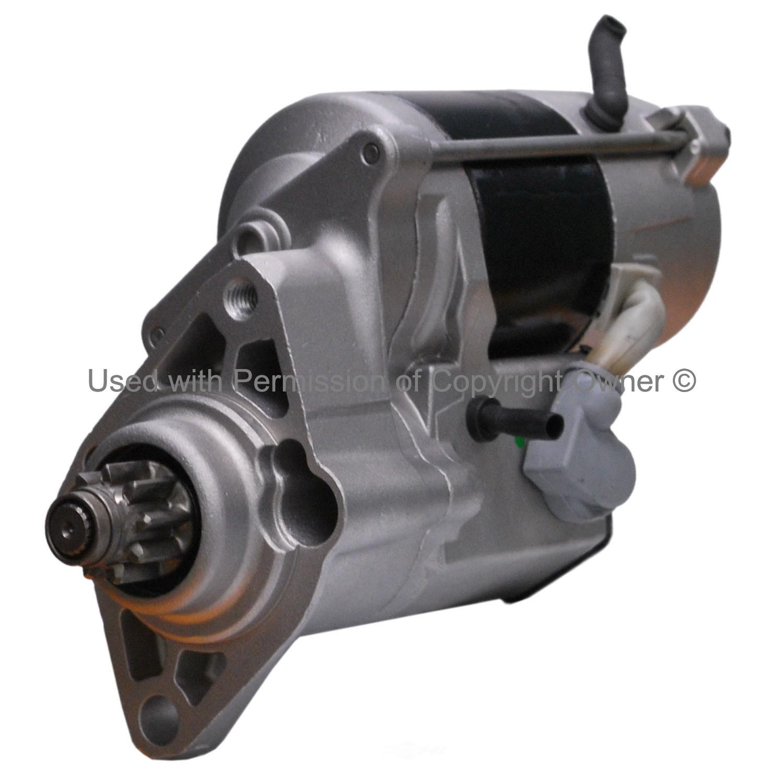 QUALITY-BUILT - Reman Starter Motor - MPA 19468