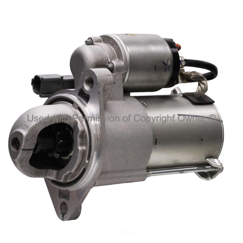 QUALITY-BUILT - Reman Starter Motor - MPA 19472