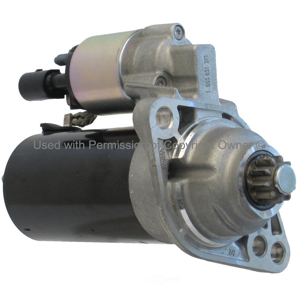 QUALITY-BUILT - Reman Starter Motor - MPA 19484