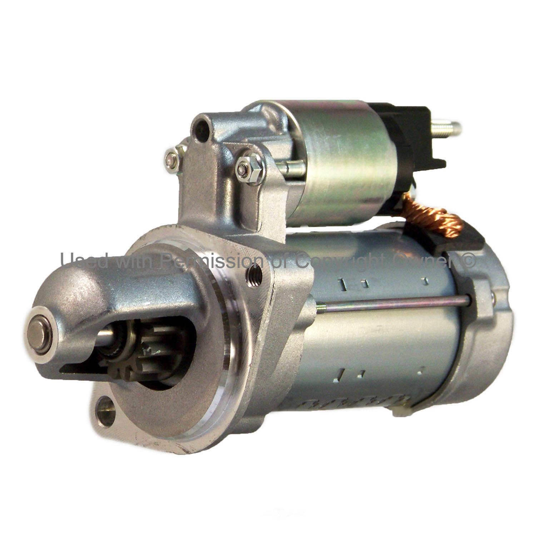 QUALITY-BUILT - Reman Starter Motor - MPA 19526