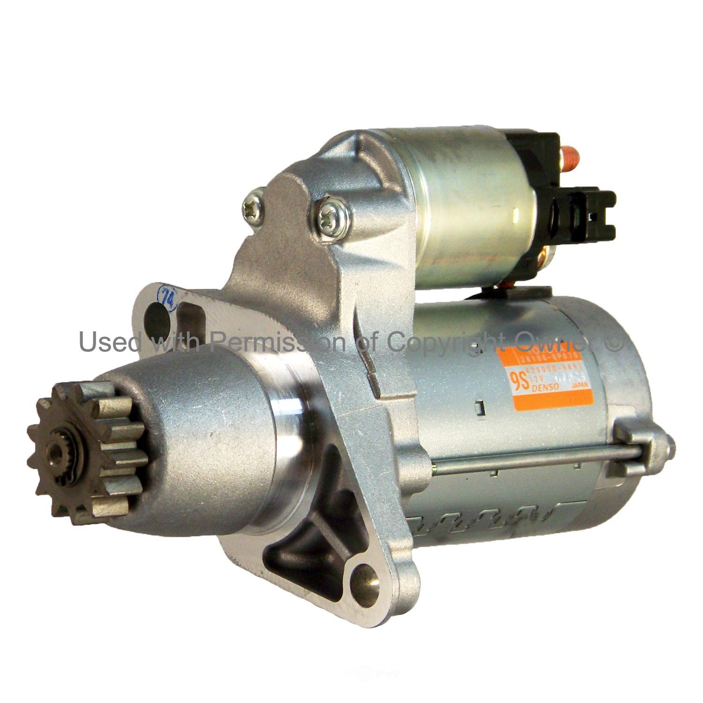 QUALITY-BUILT - Reman Starter Motor - MPA 19536