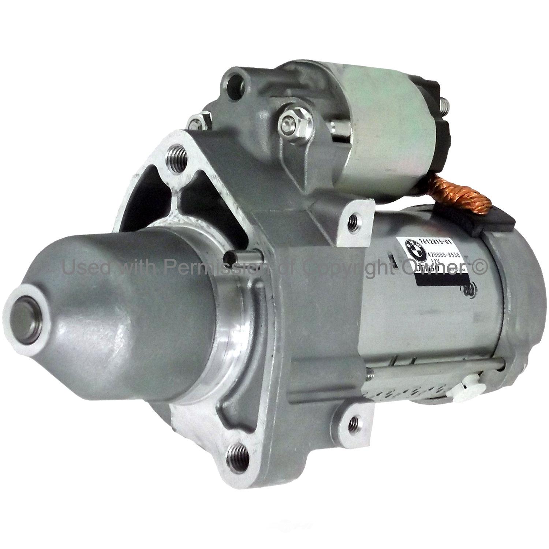 QUALITY-BUILT - Reman Starter Motor - MPA 19577