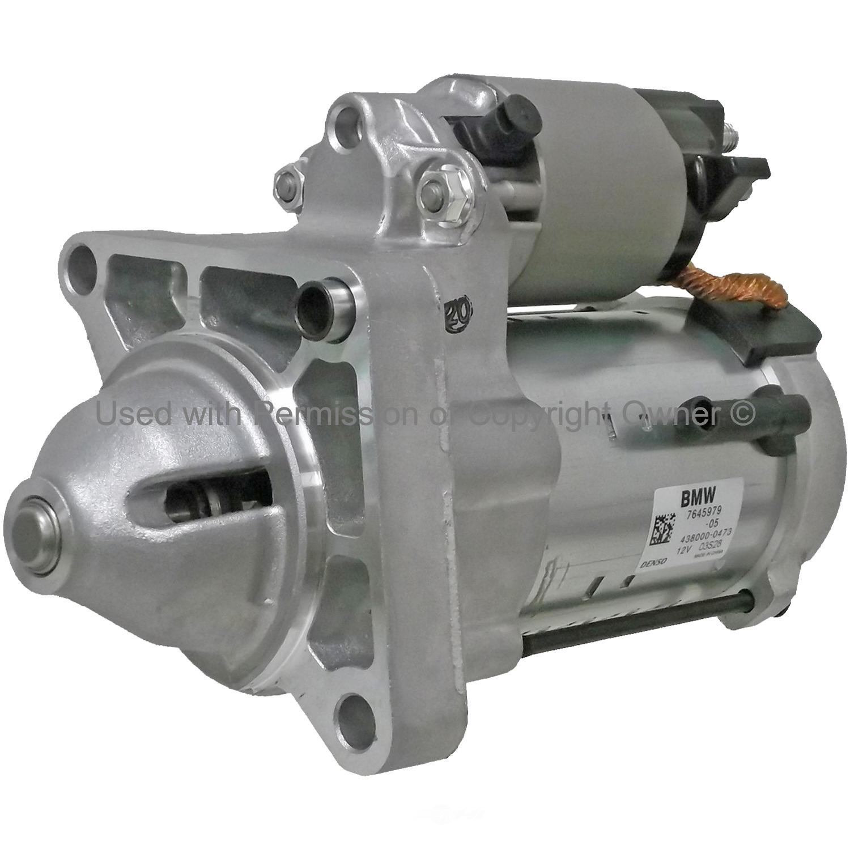 QUALITY-BUILT - Reman Starter Motor - MPA 19611