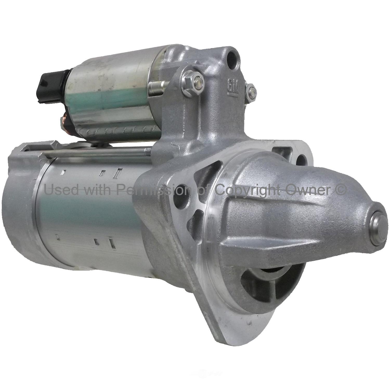 QUALITY-BUILT - Reman Starter Motor - MPA 19614