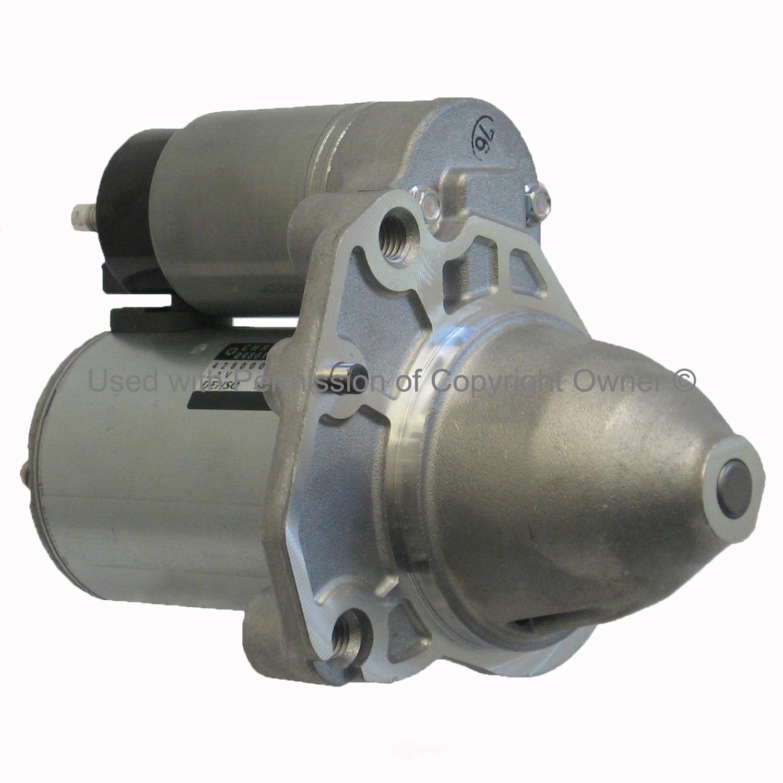 QUALITY-BUILT - Reman Starter Motor - MPA 19616