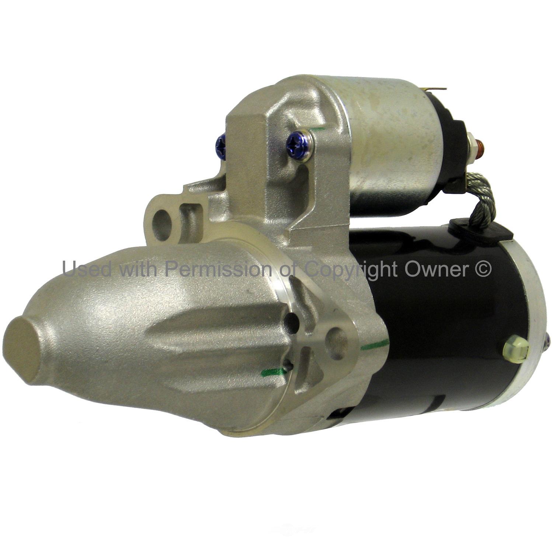 QUALITY-BUILT - Reman Starter Motor - MPA 19624