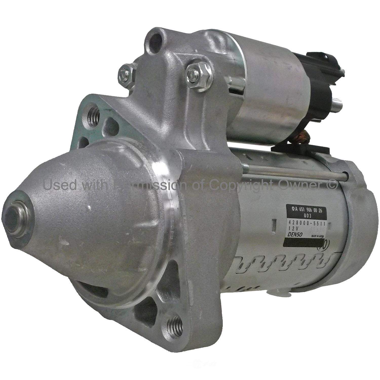 QUALITY-BUILT - Reman Starter Motor - MPA 19628