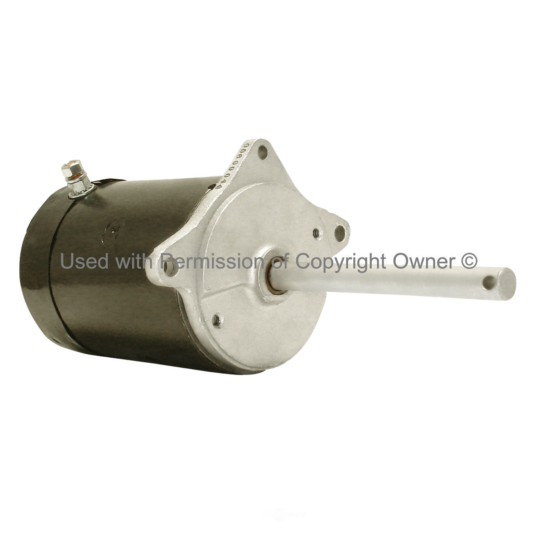 QUALITY-BUILT - Reman Starter Motor - MPA 3115
