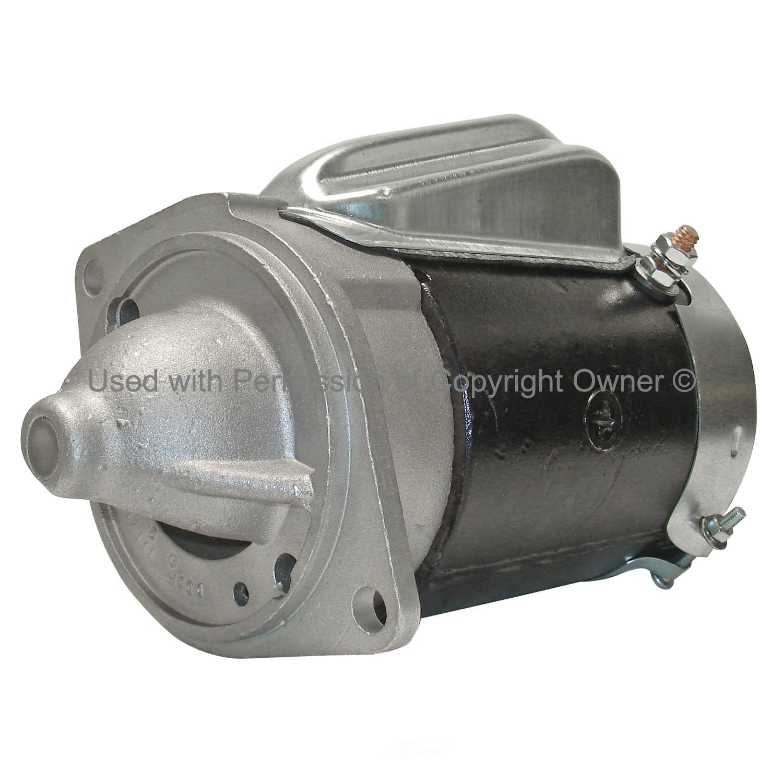 QUALITY-BUILT - Reman Starter Motor - MPA 3135